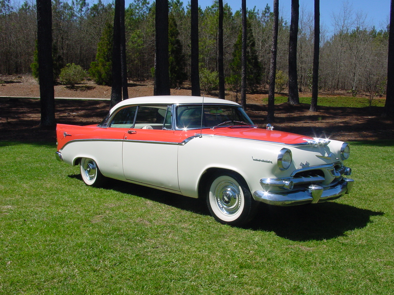Antique Cars Classic Collector For Sale And Trucks Starting Circuit Diagram The 1955 Hudson All Models Except Hornet 8 Cylinder 1956 Dodge Coronet Texan