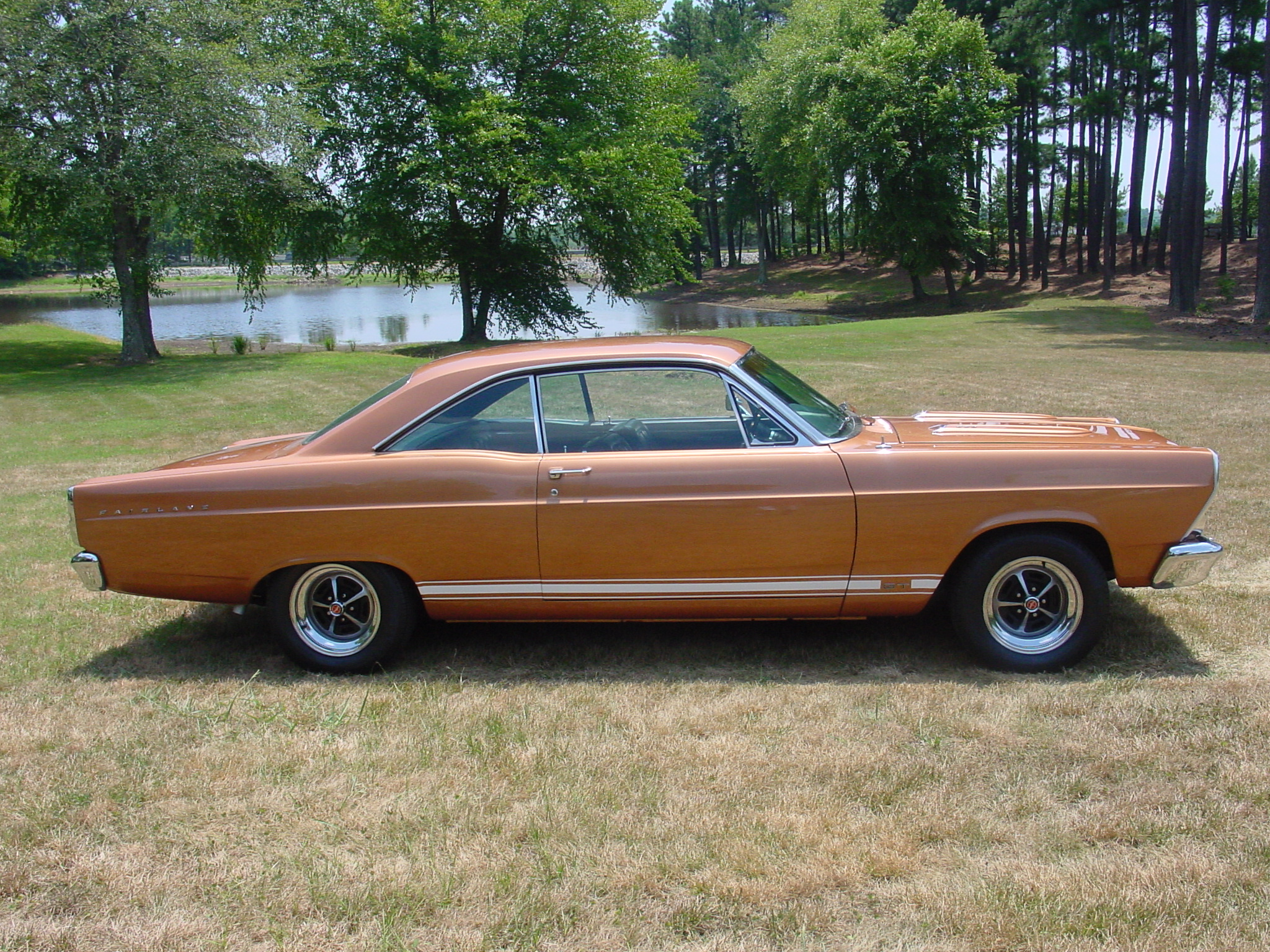 67 ford fairlane gt