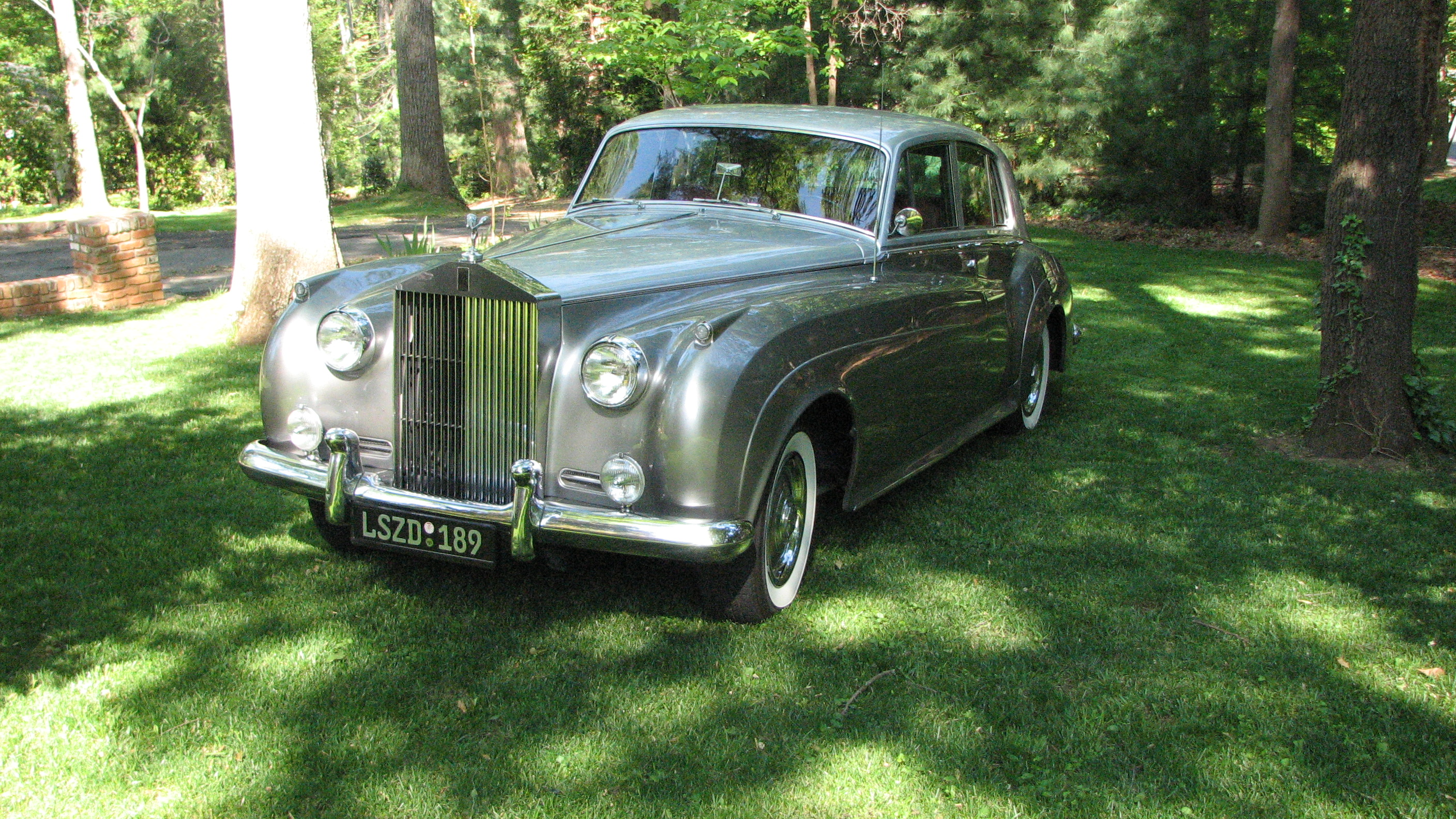 1962 Rolls Royce Silver Cloud
